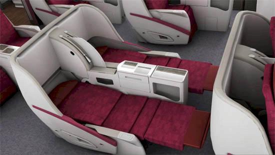 Qatar airways vluchten en vliegtickets vind je op - Stoel aangewezen ...